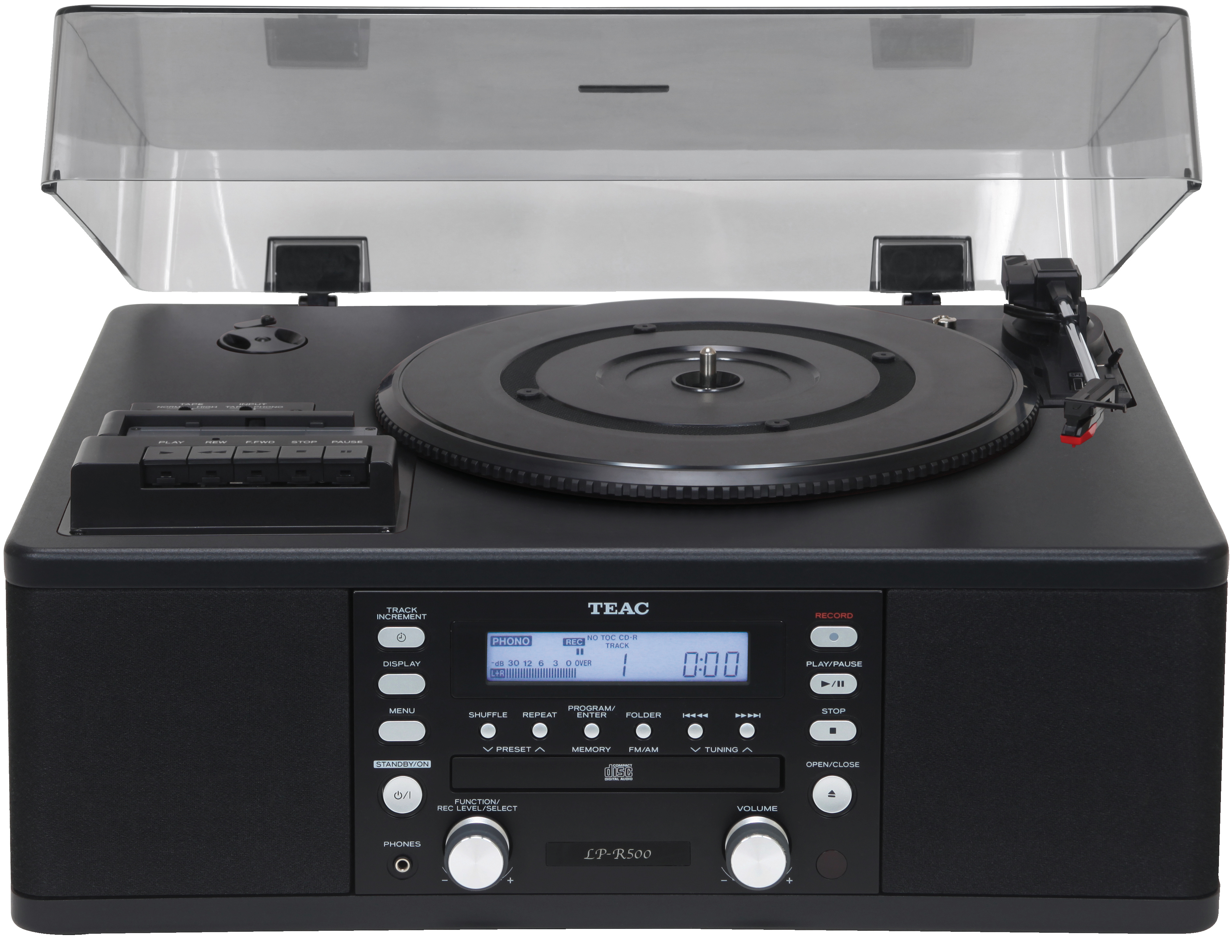 TEAC LP-R500  B  Front N3782x2922 1c303f87c1719
