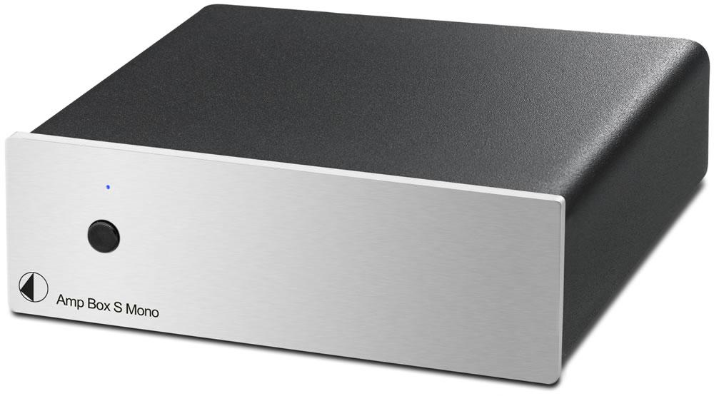 Pro-Ject Amp-Box S Mono förstärkare med en kanal 1 X 28 w ...